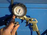 Компрессор Forte V-0.4/50 поршневой, ременной, ресивер 50 л, производительность 420 л/мин, фото 2