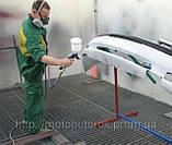 Компрессор Forte V-0.4/50 поршневой, ременной, ресивер 50 л, производительность 420 л/мин, фото 4