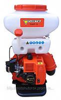 Опрыскиватель садовый FORTE 3WF-3 бензиновый, для сухих и жидких смесей, бак на 14 л.