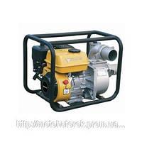 Мотопомпа FORTE FP40C бензиновый, мощность 9 л.с., производительность 1600 л/мин.