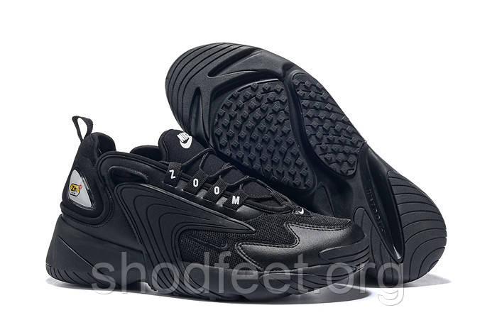"Мужские кроссовки Nike Zoom 2K ""Triple Black"""