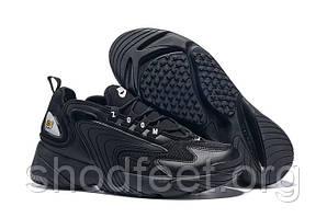 """Чоловічі кросівки Nike Zoom 2K """"Triple Black"""""""