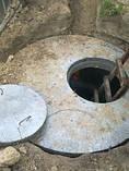 Насос погружной фекальный WERK V750F-A для откачки загрязненных и сточных вод с крупными частицами, 300 л/мин, фото 4