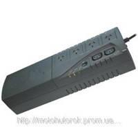 Стабилизатор напряжения FORTE PR-500D однофазный, релейный, без индикации, мощность 500 ВА