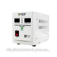 Стабилизатор напряжения FORTE TDR-2000VA однофазный, релейный, мощность 2000 ВА