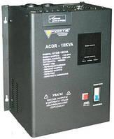 Стабилизатор напряжения FORTE ACDR-8kVA однофазный, настенный, мощность 8000 ВA