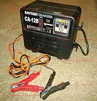 Зарядное устройство FORTE CA-12B однофазное портативное, для аккумуляторов напряжением 12В.