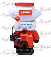 Мотоопрыскиватели (мотооприскувачі) бензиновые Sadko, для обработки жидкими и сухими смесями.