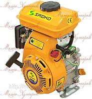 Двигатели (двигуни) бензиновые и дизельные SADKO и FORTE, с ручным или электростартером