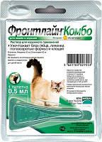 Frontline Combo для кошек, 1 пипетка