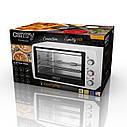 Электрическая печь духовка Camry CR 6008 обьем 63л мощность 2200вт, фото 8