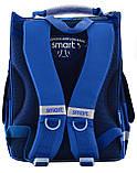 Рюкзак школьный каркасный 1 Вересня Smart PG-11 Galaxy 555997, фото 2