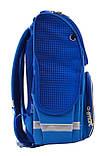 Рюкзак школьный каркасный 1 Вересня Smart PG-11 Goal для мальчика 555993, фото 3