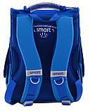 Рюкзак школьный каркасный 1 Вересня Smart PG-11 Goal для мальчика 555993, фото 5