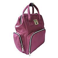 5000203 Рюкзак для мамы классик розовый