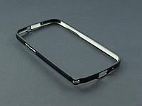 Бампер металл для Samsung Galaxy S3 I9300i черный