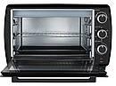 Электрическая печь духовка Camry CR 6007 обьем 42л мощность 1800вт, фото 8