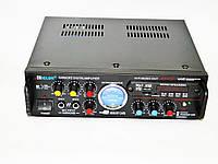 Підсилювач звуку Ciclon AV-512 + USB + Fm + Mp3 + КАРАОКЕ, фото 1