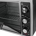 Электрическая печь духовка Camry CR 6018 обьем 35л мощность 2200вт, фото 6
