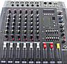 Аудио микшер Mixer BT 608D c bluetooth