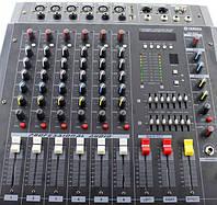Аудио микшер Mixer BT 608D c bluetooth, фото 1