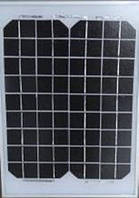 Солнечная панель Solar board 10W 18V SLP-10W