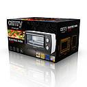 Электрическая печь духовка Camry CR 6016 обьем 9л мощность 1400вт, фото 8