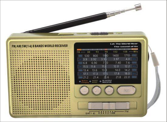 Радиоприемник Golon RX-182BT