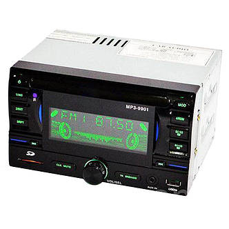 Автомагнитола MP3 9901 2DIN с евро разъемом, фото 2