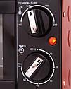 Электрическая печь духовка Camry CR 6015r обьем 14л мощность 1300вт, фото 5