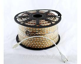 Светодиодная лента LED 5050 белый 100m 220V