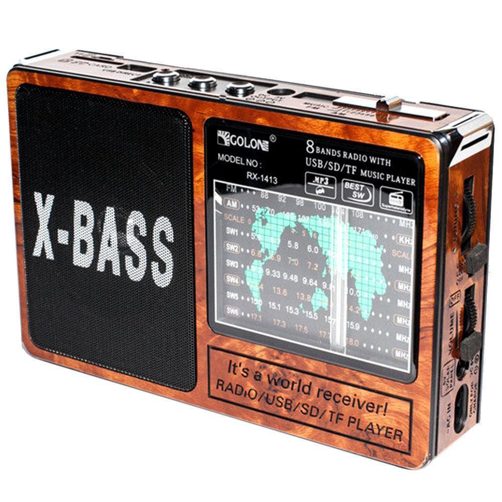 Радиоприемник Golon RX-1413