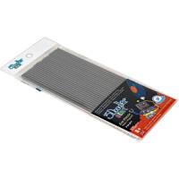 3Doodler Start.  Набор стержней для 3d-ручки Серый (3DS-ECO08-GREY-24)