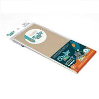 3Doodler Start. Набор стержней для 3D-ручки 3Doodler Start (бежевый, 24 шт) (3DS-ECO12-BEIGE-24)