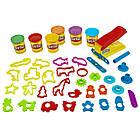 Набор для творчества Плей-До Веселая фабрика животные Play-Doh Fun Factory Deluxe Set, фото 2