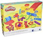 Набор для творчества Плей-До Веселая фабрика животные Play-Doh Fun Factory Deluxe Set, фото 3
