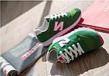 Кроссовки New Balance 574 green реплика размер 35,5 (23 см), фото 4