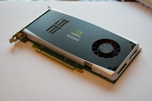 Видеокарта  NVIDIA Quadro FX 1800 768MB GDDR3  бу
