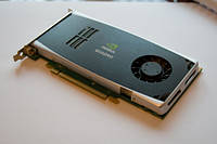 Видеокарта  NVIDIA Quadro FX 1800 768MB GDDR3  бу, фото 1