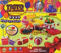 """Набор для лепки """"День рождения"""" 11012 Окто (TC044754)"""