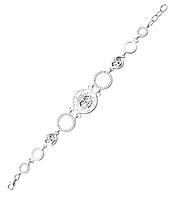 Серебряный браслет Версаче