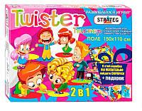 """Гр Игра """"Твистер"""" 11256 (10) """"STRATEG"""""""