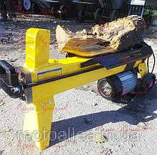 Дровокол электрический Sadko ES-2200, давление 5 т., мощность двигателя 2200 Вт.