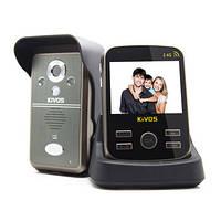Беспроводной видеодомофон для частного дома Kivos KDB301