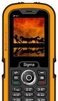 Бронированная защитная пленка для Sigma Mobile X-treme IP67
