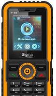 Бронированная защитная пленка для Sigma Mobile X-treme IP68