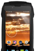 Бронированная защитная пленка для Sigma mobile X-treme PQ30