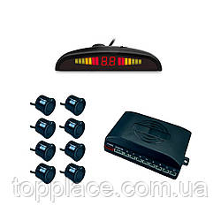 Парковочная система RangePolar SW-888-8 на 8 датчиков, Black (AS101005347)