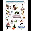 """Рабочая тетрадь Ю.Фишер для детей 3-4 лет """"Развитие речи"""", фото 4"""
