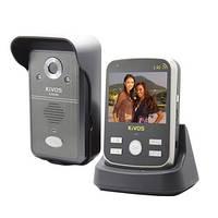 Беспроводный влагозащитный видеодомофон (мод. Kivos KDB300)